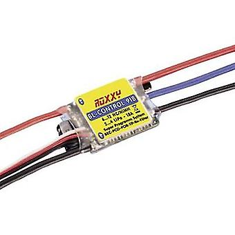 ROXXY Roxxy BL Control 918Operating voltage7.2 - 14.4 V continuous current 18 Aconnector system Futaba