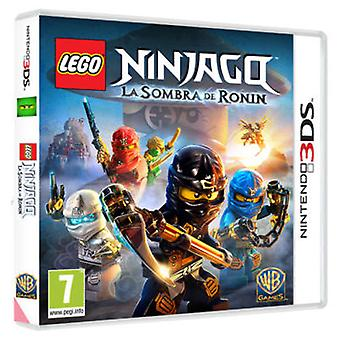 Warner Home Video Lego Ninjago Ronin skygge 3Ds