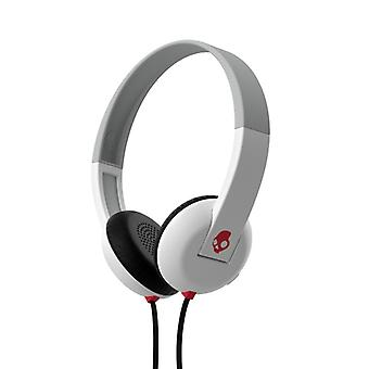 SKULLCANDY Headphone Uproar White On-Ear TapTech Mic