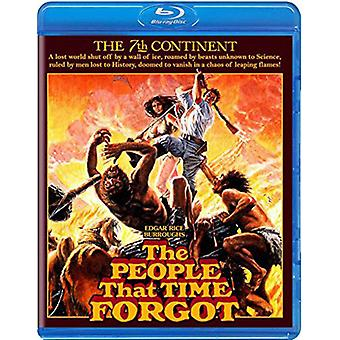 People That Time Forgot (1977) [Blu-ray] USA import