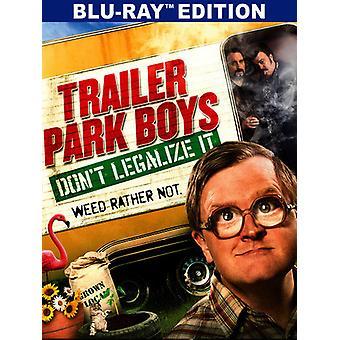 Trailer Park Boys: Nicht legalisieren es [Blu-Ray] USA importieren