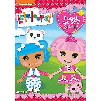 Lalaloopsy: Friends Are Sew Special! [DVD] USA import