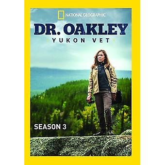 Tierarzt Dr. Oakley Yukon: Season 3 [DVD] USA import