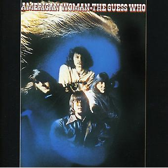 Guess Who - Amerikanerin [CD] USA import