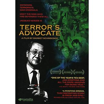 Importer des terreurs USA Advocate [DVD]
