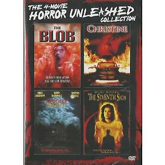The 4-Movie Horror Unleashed Collection [2 Discs] [DVD] USA import