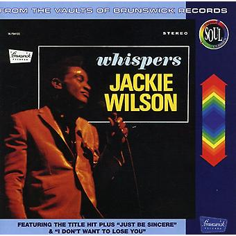 Jackie Wilson - Whispers [CD] USA import