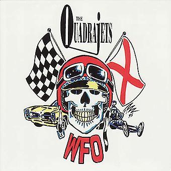 Quadrajets - Wfo [Vinyl] USA importerer