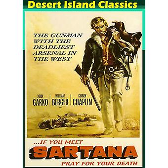 If You Meet Sartana Pray for Your Death [DVD] USA import