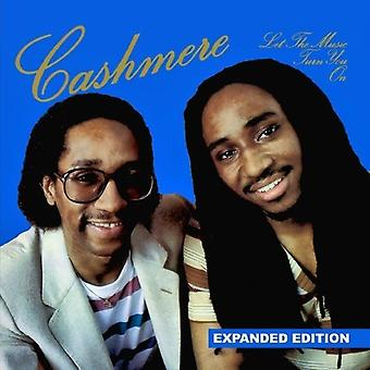 Cashmere - Let the Music Turn You on (Expanded Edition) [CD] USA import