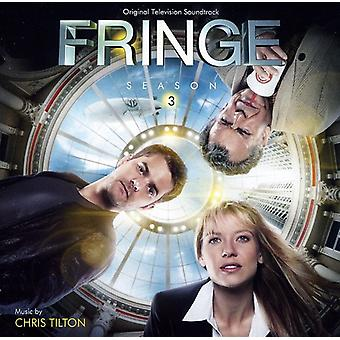 Various Artists - Fringe Season 3 [CD] USA import