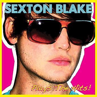 Sexton Blake - spiller Hits! [CD] USA import