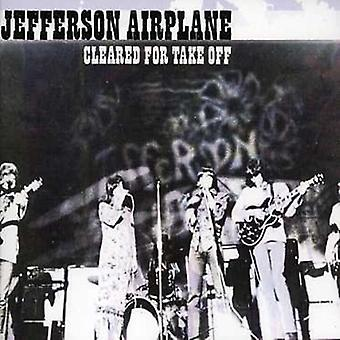 Jefferson Airplane - Cleared for Take Off [CD] USA import