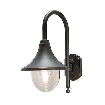 Konstsmide Bari Down Light Matt Black