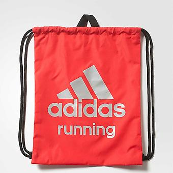 ADIDAS Running Gym Bag [red]