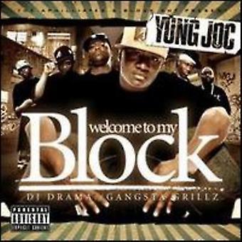 Yung Joc & DJ Drama - velkommen til min blok [CD] USA import