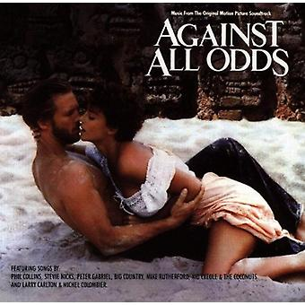 Various Artists - Against All Odds [CD] USA import