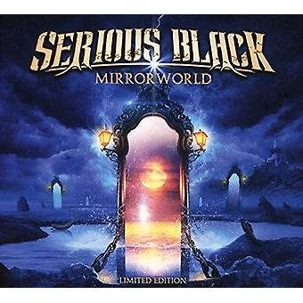 Serious Black - Mirrorworld [Ltd. Digipak Edition] [CD] USA import