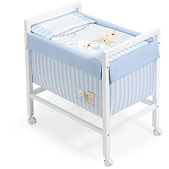 Interbaby Model Love Blue Square minicuna