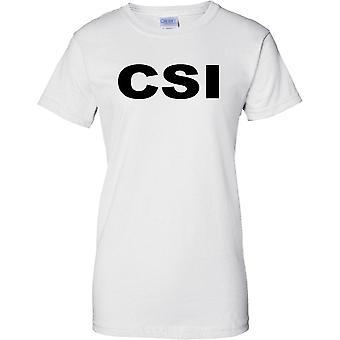 CSI - kryminalne - Panie T Shirt