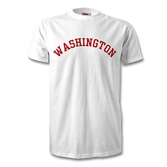 Washington College Style Kids T-Shirt