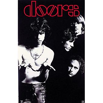Doors- Group Collage Poster Poster Print