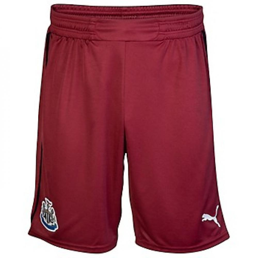 2012-13 Newcastle Puma Away Shorts (Kids)