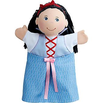 Haba-Hand Doll Snow White
