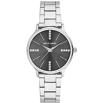 Pierre Cardin ladies watch wristwatch Gare you North stainless steel PC902202F05