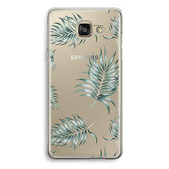 Samsung Galaxy A5 (2016) Transparent Case - Simple leaves