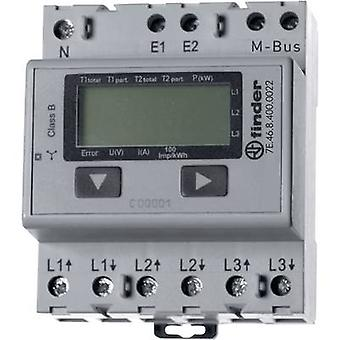 Electricity meter (3-phase) Digital 65 A MID-approved: No Finder