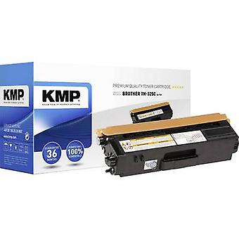 KMP Toner cartridge replaced Brother TN-325C Compatible Cyan