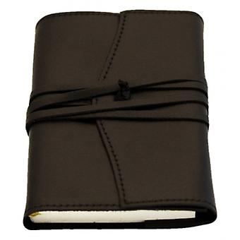 Coles Pen Company Amalfi Medium Lined Refillable Journal - Black