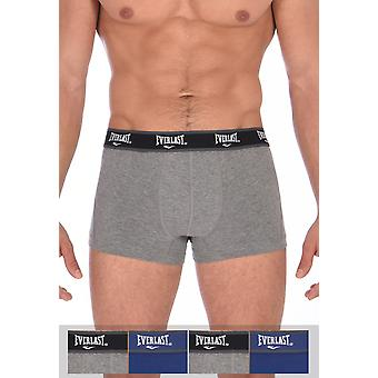Everlast 4 Pack Trunk 2 Grey – 2 Navy