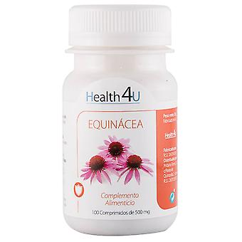 Health 4U Equinacea 100 comprimidos 500 mg (Herbalist's , Supplements)