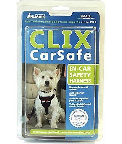CLIX Dog CAR SAFE Harness Small