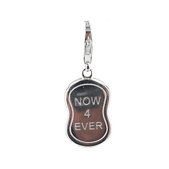 ESPRIT pendant of charms silver of signs - now 4 ever ESZZ90383B000