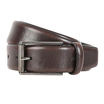 Strellson belts men's belts leather belt D.Braun 1305