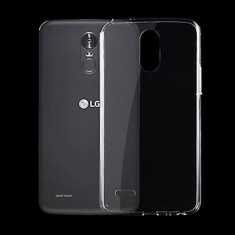 Silikoncase transparent 0.3 mm ultra thin case for LG stylus 3 case cover new