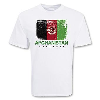 Afghanistan-Fußball-T-Shirt