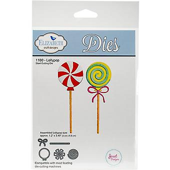 Elizabeth Craft Metal Die-Lollipop, 1.2