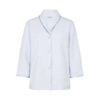 Slenderella BJ7300 女子青花衣 Bedjacket