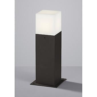 Trio Lighting Hudson Modern Anthracite Diecast Aluminium Pole