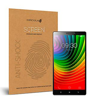 Celicious Impact Anti-Shock Shatterproof Screen Protector Film Compatible with Lenovo Vibe Z2 Pro