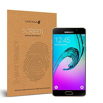 Filtro Celicious Privacy 2 vie Anti-Spy Screen Protector Film compatibile con Samsung Galaxy A5 (2016)
