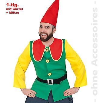 Zerg GNOME kostuum mens dwerg kostuum tuin dwerg heer kostuum