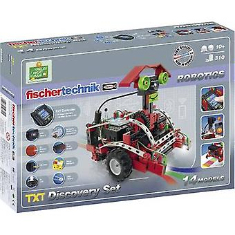 Fischer technology ROBOTICS TXT Discovery Set