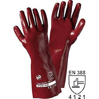 L+D PVC 1482 PVC Protective glove Size (gloves): 10, XL EN 388 CAT II 1 pair