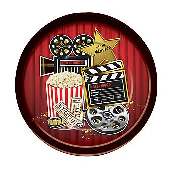 Bnov At The Movies- Dinner Plate (8Pcs)