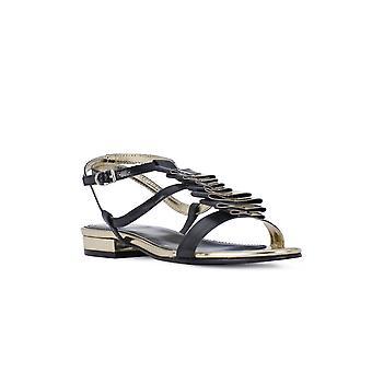Apepazza carole black sandals